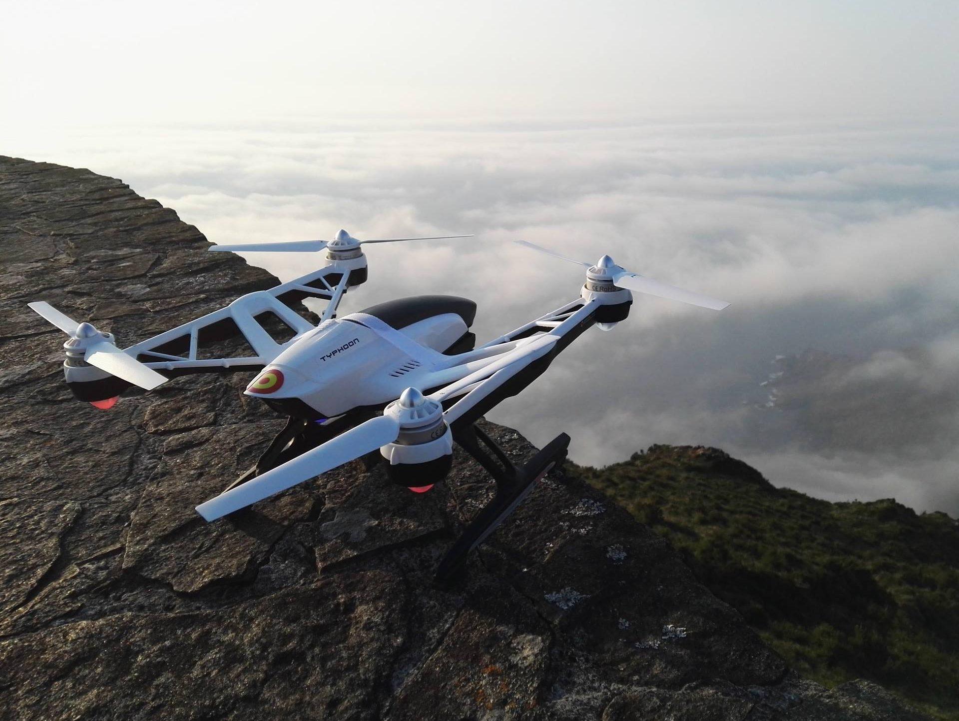 Presentación. Dron 1