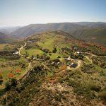 Campo del Agua a vista de dron