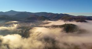 Niebla. El Bierzo